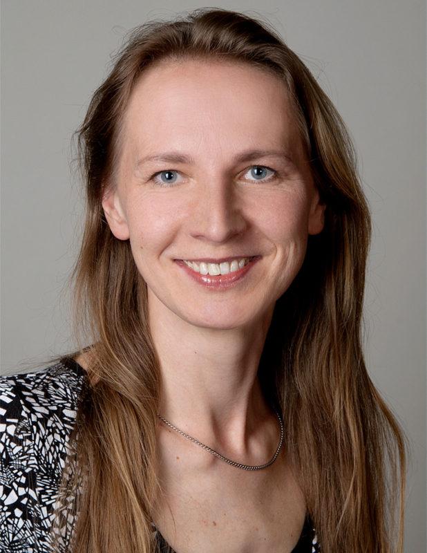 Dr. Liudmila Kalitukha Profilbild, Portrait Aufnahme